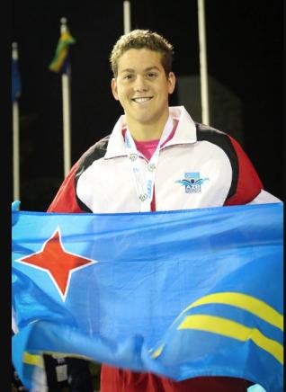 Patrick 200 im gold medal
